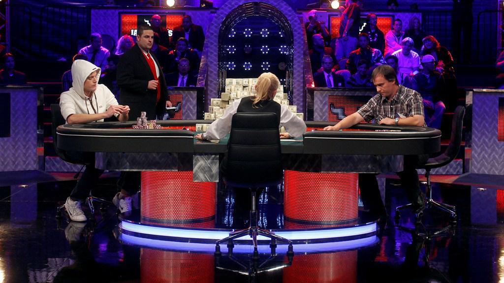 Finále Světové série v pokeru