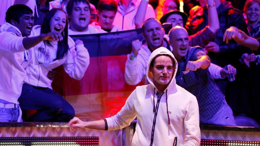 Pius Heinz vyhrál finále Světové pokerové série