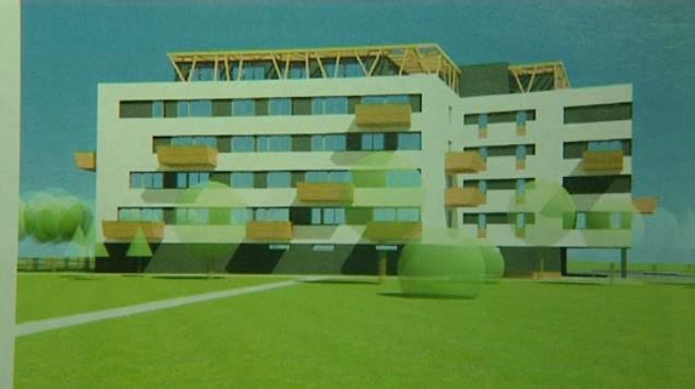Projekt nového domu