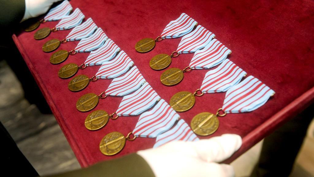 Medaile Za službu v zahraničí