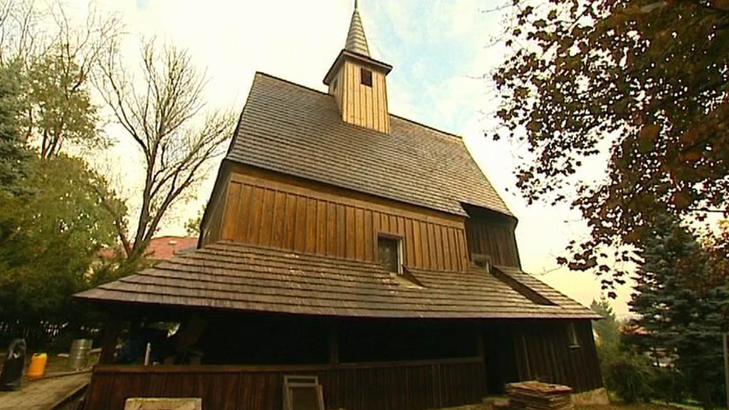 Hodslavický kostel