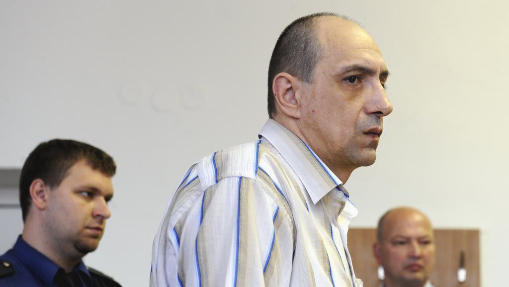 Igor Ivanka na archivním snímku