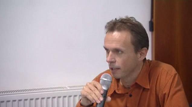 Martin Vasil vypráví o svém těžkém životním období