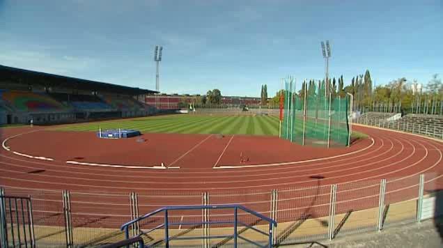 Městský stadion ve Vítkovicích
