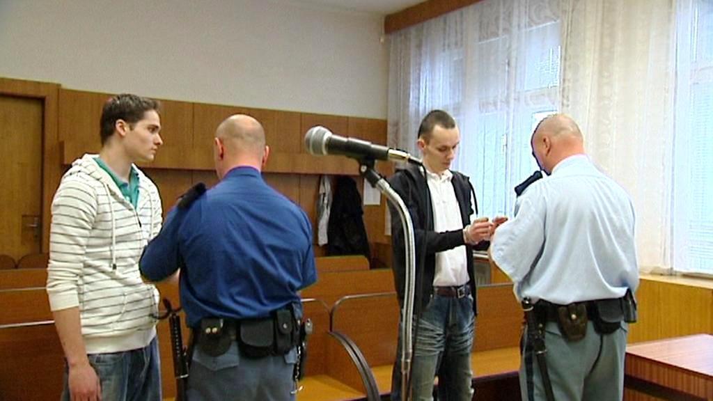 Oba mladíci u soudu