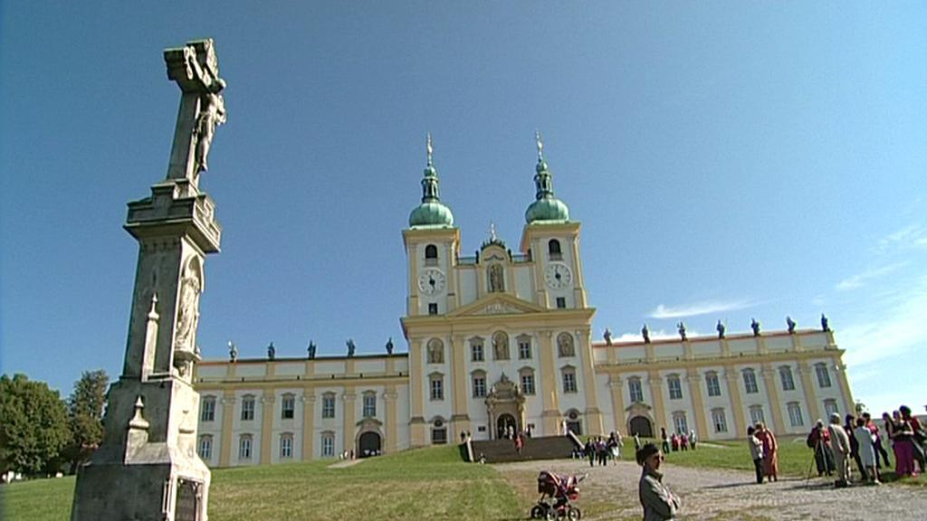 Bazilika Navštívení pany Marie