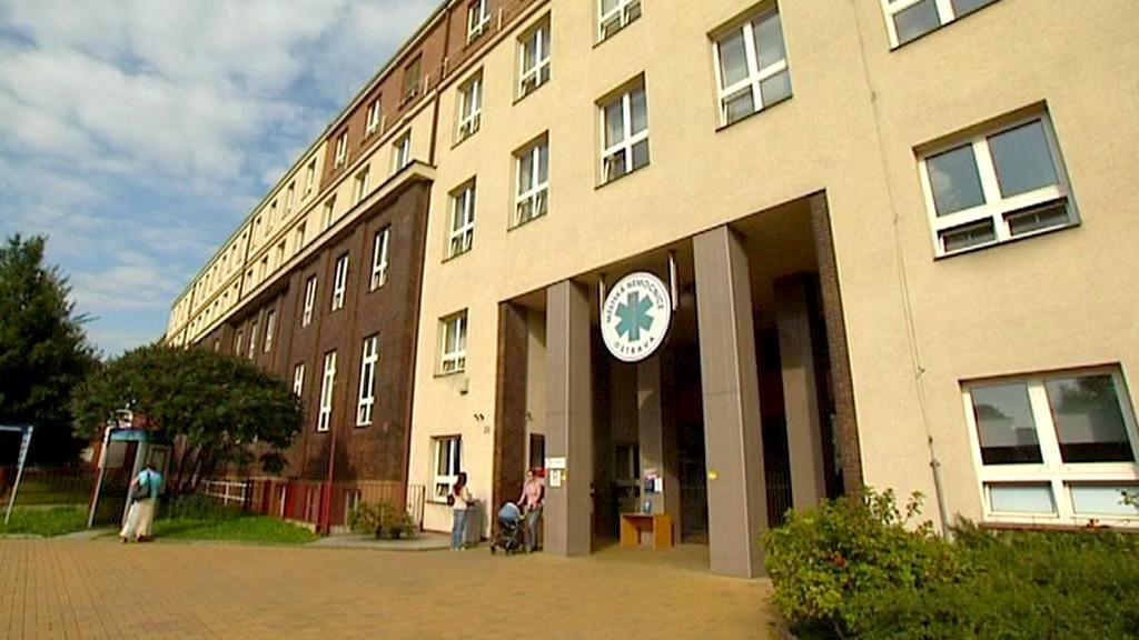 Ostravská nemocnice