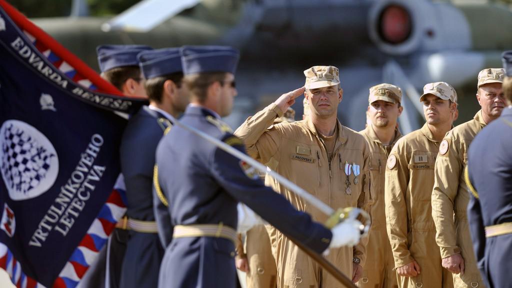 Návrat z Afghánistánu