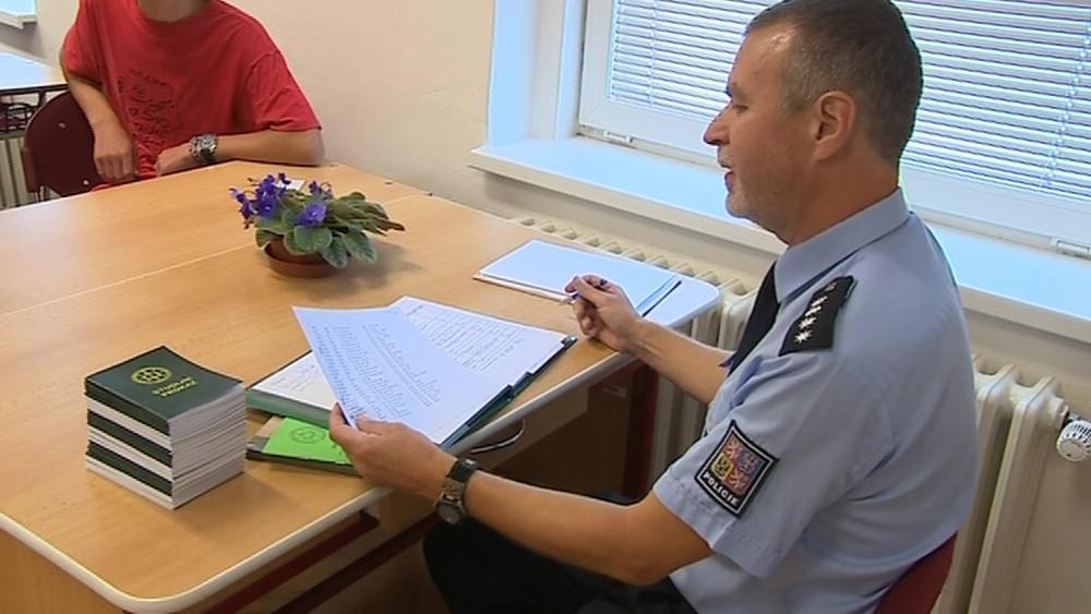 Střední policejní škola v Holešově