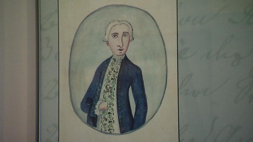 Kresba Františka Kletenského