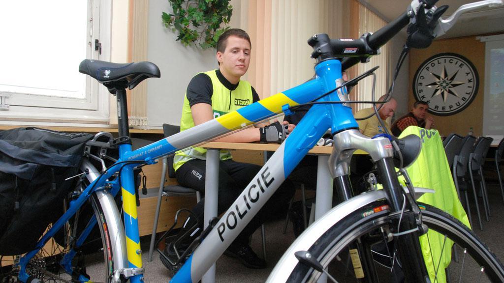 Policejní cyklohlídka