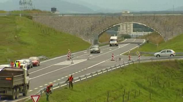 Nový dálniční přivaděč