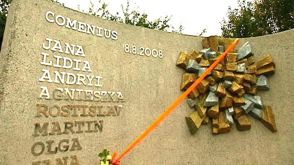 Památník ve Studénce