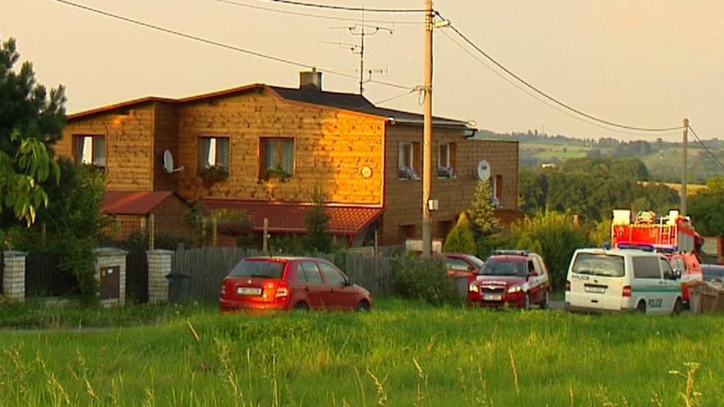 Vyšetřování v Horních Bludovicích