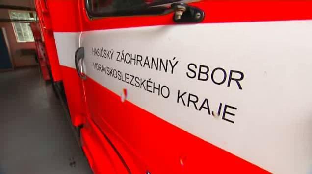 Moravskoslezští hasiči