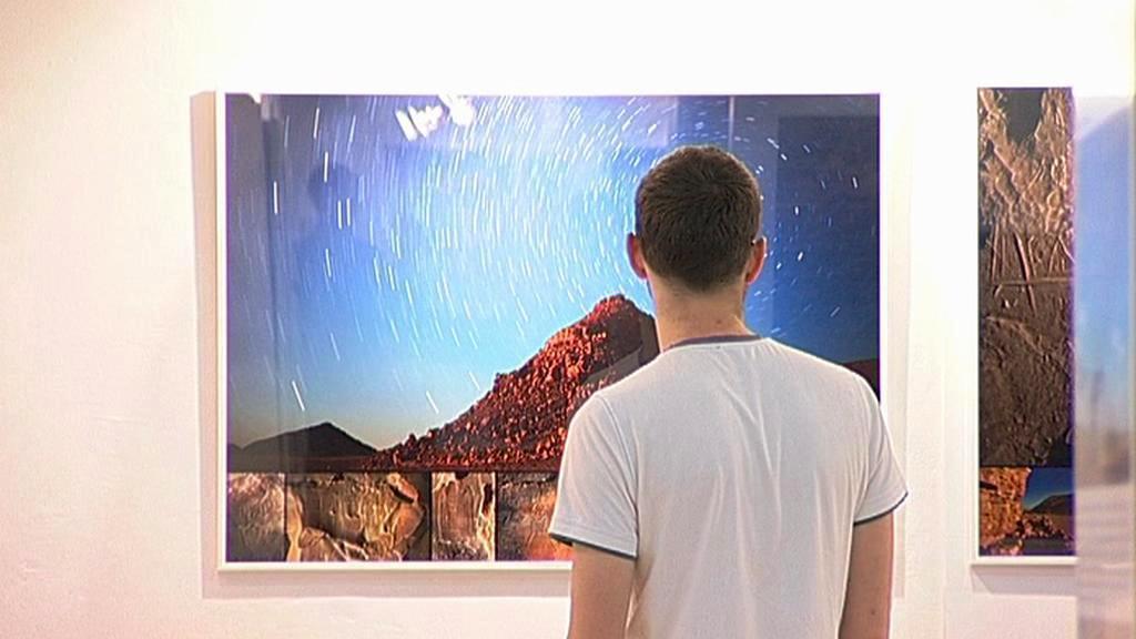 Výstava Martina Frouze