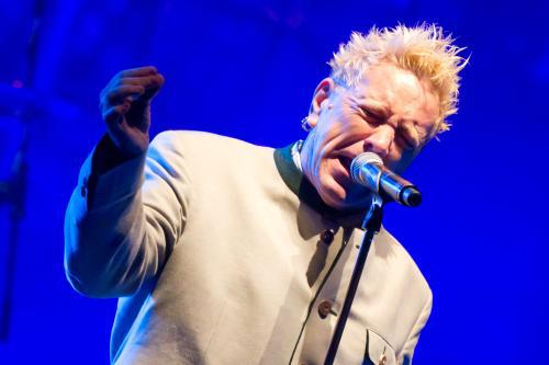 John Lydon alias Johnny Rotten