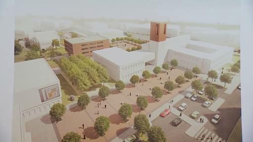 Projekt nového náměstí