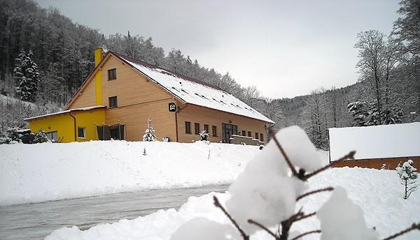 Penzion v Oskavě na Šumpersku