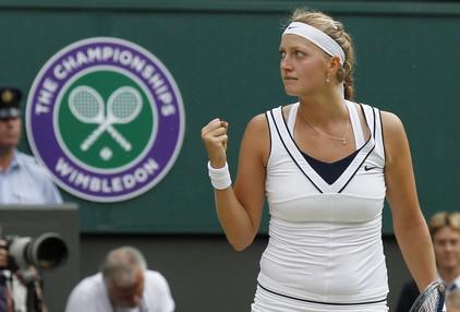 Petra Kvitová vyhrála Wimbledon