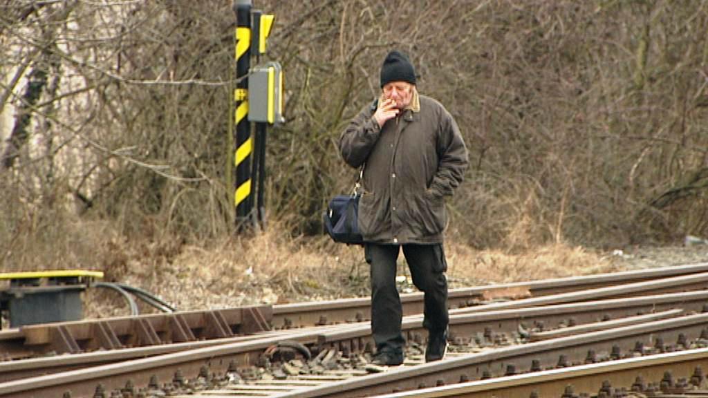 Lidé na kolejích