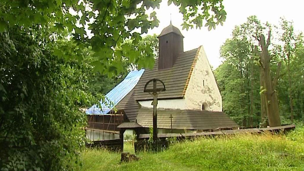 Kostel v Tamovicích