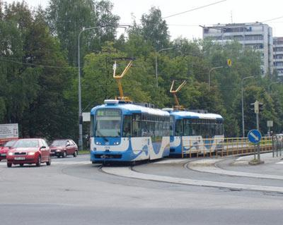 Tramvaj v Ostravě