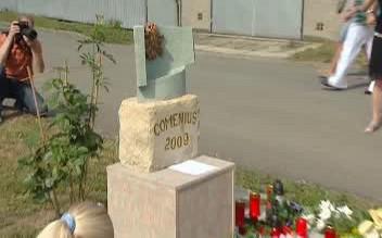 Pomník ve Studénce