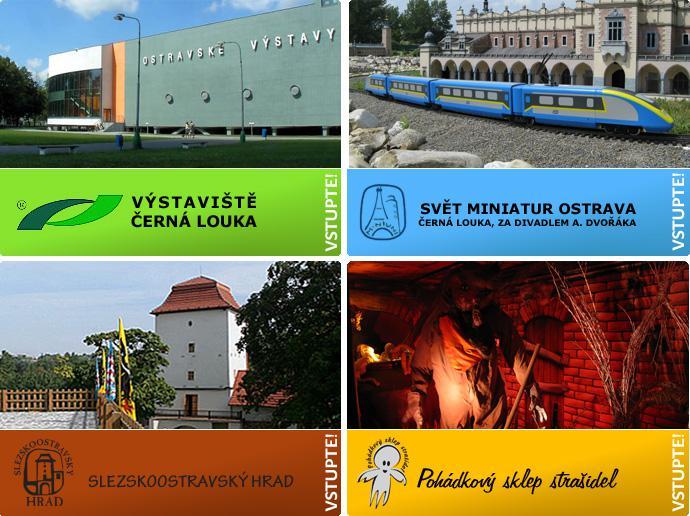 Výstaviště Černá louka Ostrava