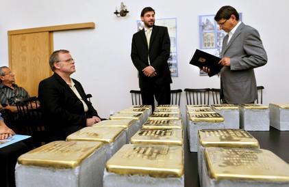 Kameny zmizelých v Olomouci