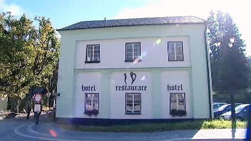 Hotel Džbán v Karlově Studánce