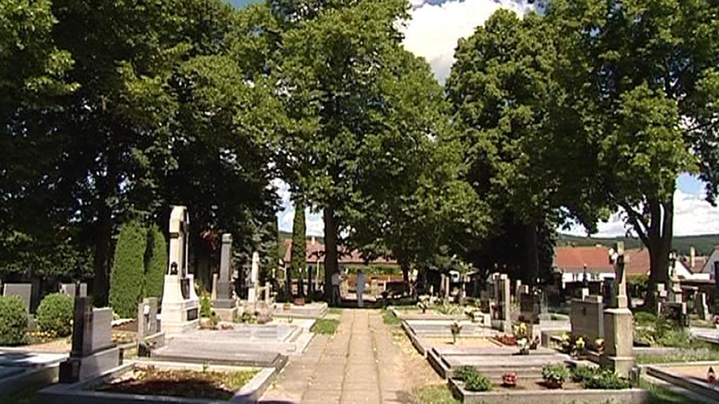 Hřbitov v Dolní Cerekvi