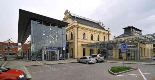 Nádraží Ostrava-Svinov