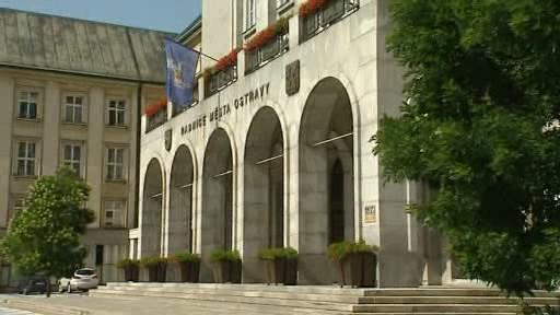Ostravská radnice