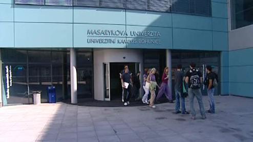 Masarykova univerzita - nový kampus