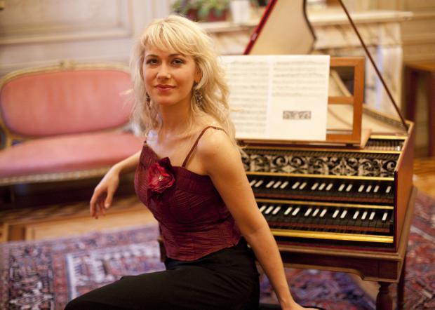 Kateřina Chroboková - foto z jejího archivu