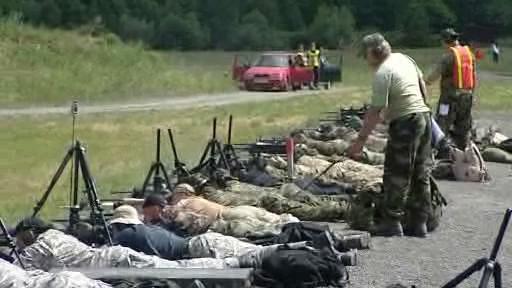 Soutěž sniperů