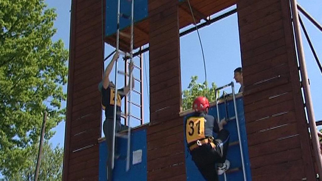Zdolávání tréninkové věže