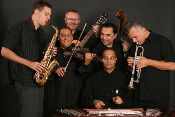 Kalman Balogh & Gypsy Cimbalom Band