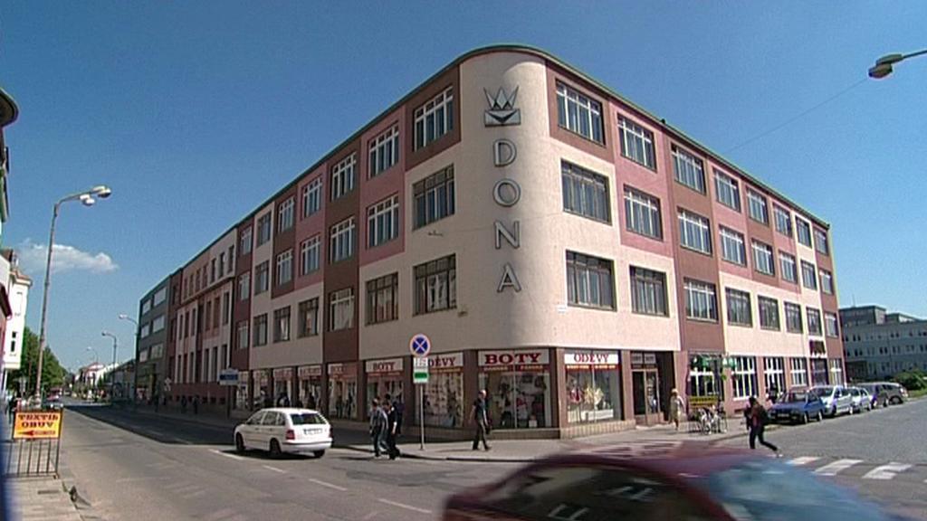 Obchodní dům DONA