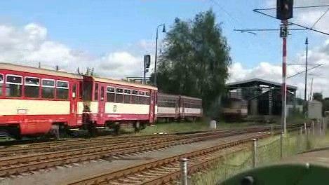 Ohrožené tratě v Moravskoslezském kraji