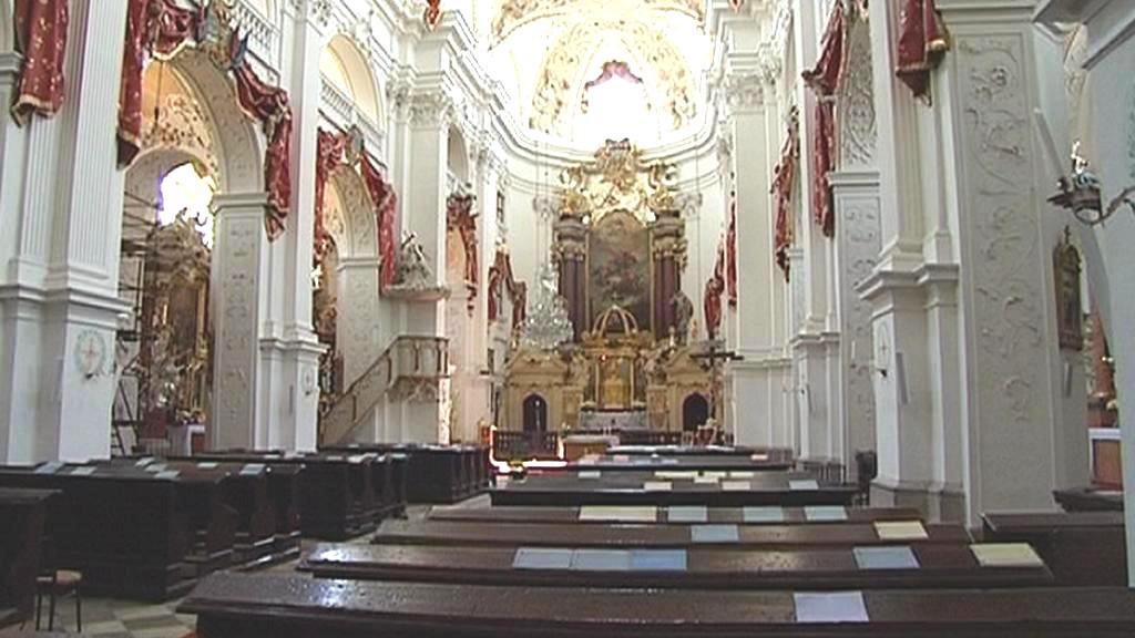 Děkanský chrám Nanebevzetí Panny Marie