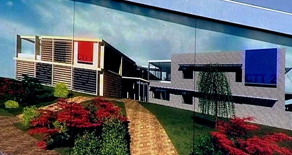 Projekt vědecko-technického parku na Vysočině