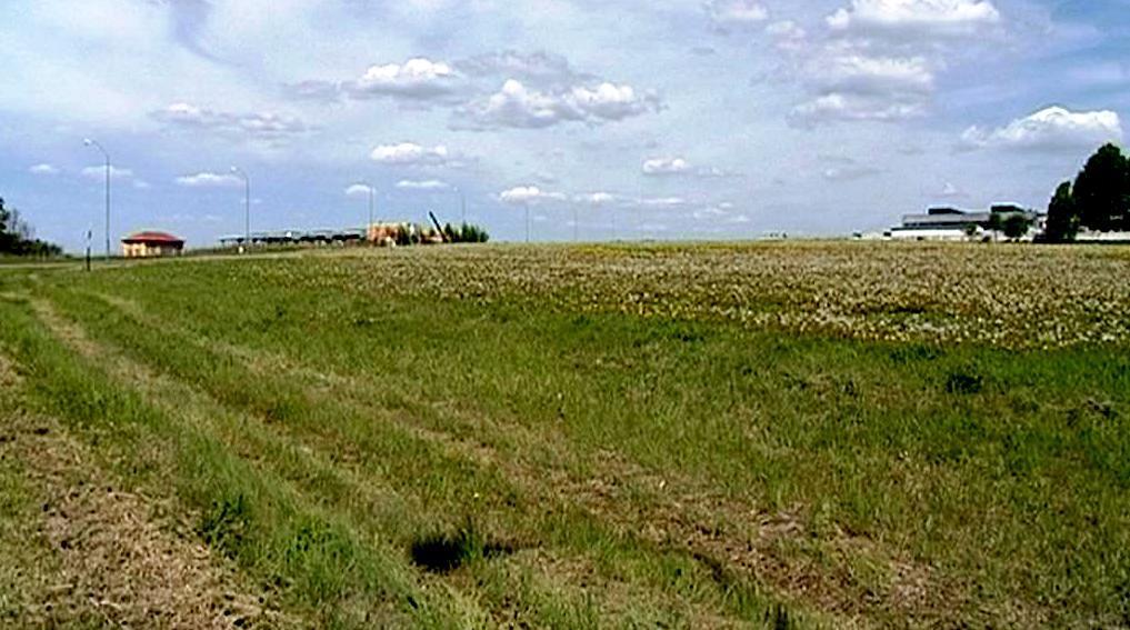Pozemek určený pro jihlavský park
