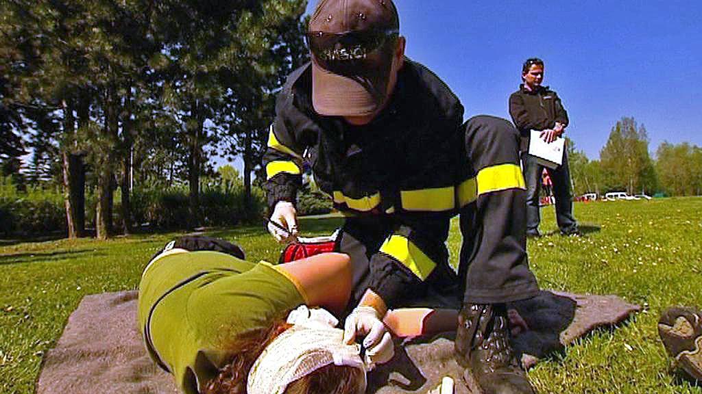 Soutěž v poskytování první pomoci