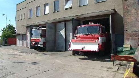 Drážní hasiči