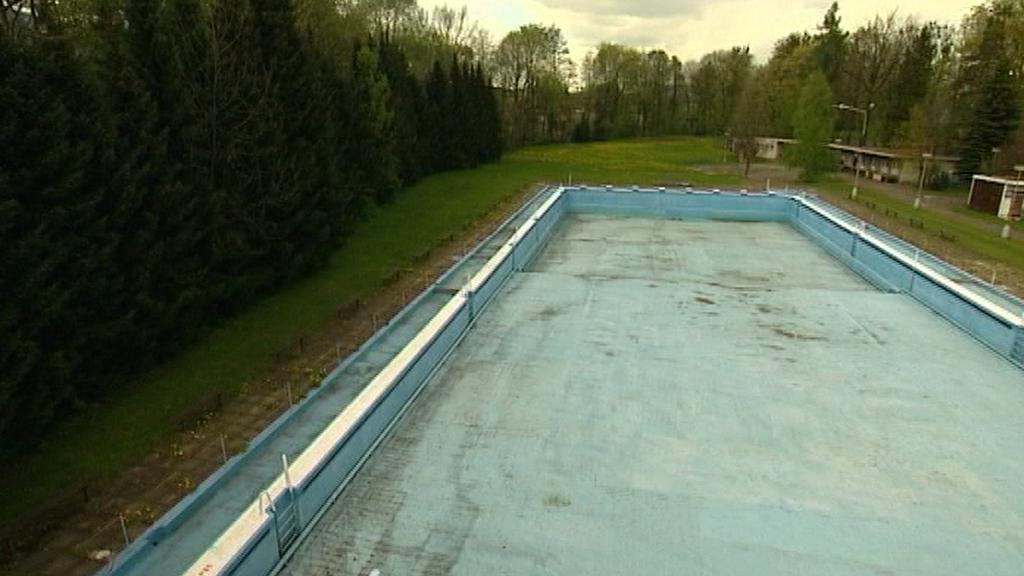 Bazén ve Frýdlantu nad Ostravicí