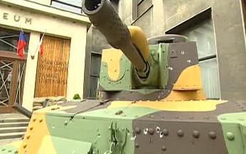 Tank Škoda LT vzor 35
