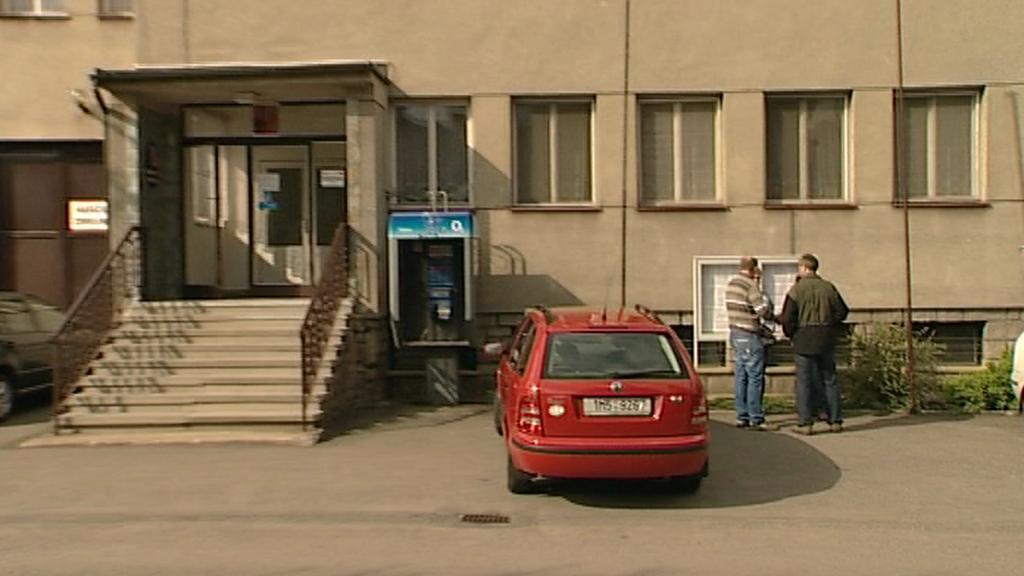 Obecní úřad v Rovensku