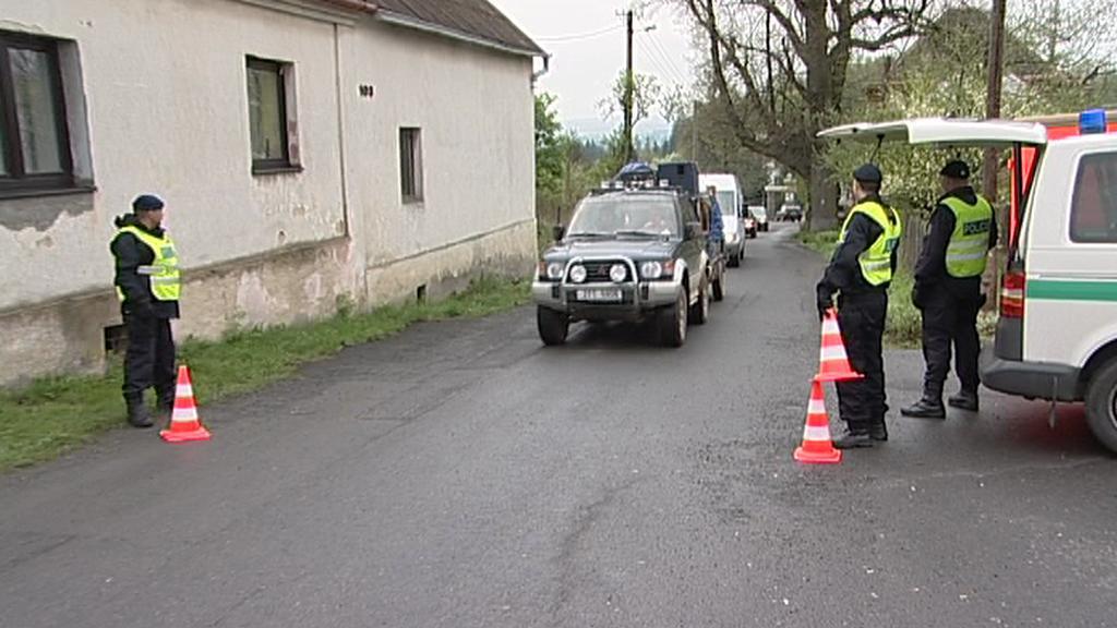 Czarotek 2011 - kontrola na silnicích